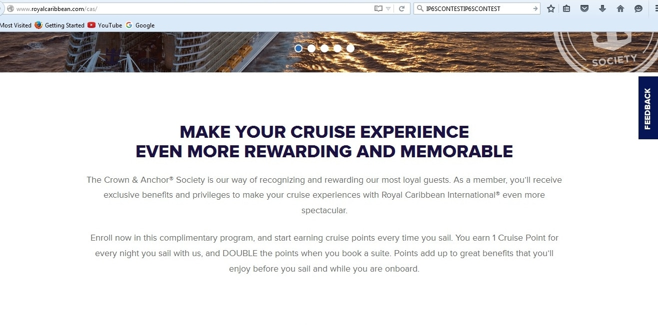Royal caribbean coupon code