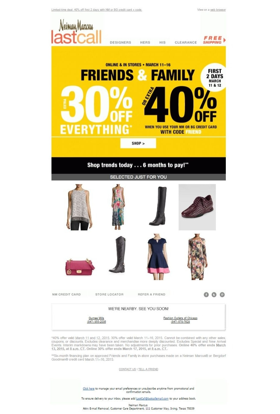 70% Off Neiman Marcus Promo Code, Coupons Sep 2015